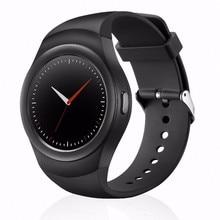 K8 Smartwatch MTK2502C Bluetooth 4,0 Unterstützung Sim Tf-karte Pulsmesser Gesundheit Tracker Smart Uhr Für iPhone Android