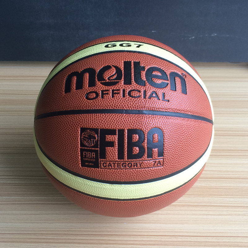 gg7 Basketball Ball GG7 Molten Free with Net & Pin Men basket topu Basketball Training