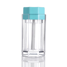 Nanum Colorful Car Humidifier Luminous Spray Purification USB Humidifier For Car Home Blue White Pink Water