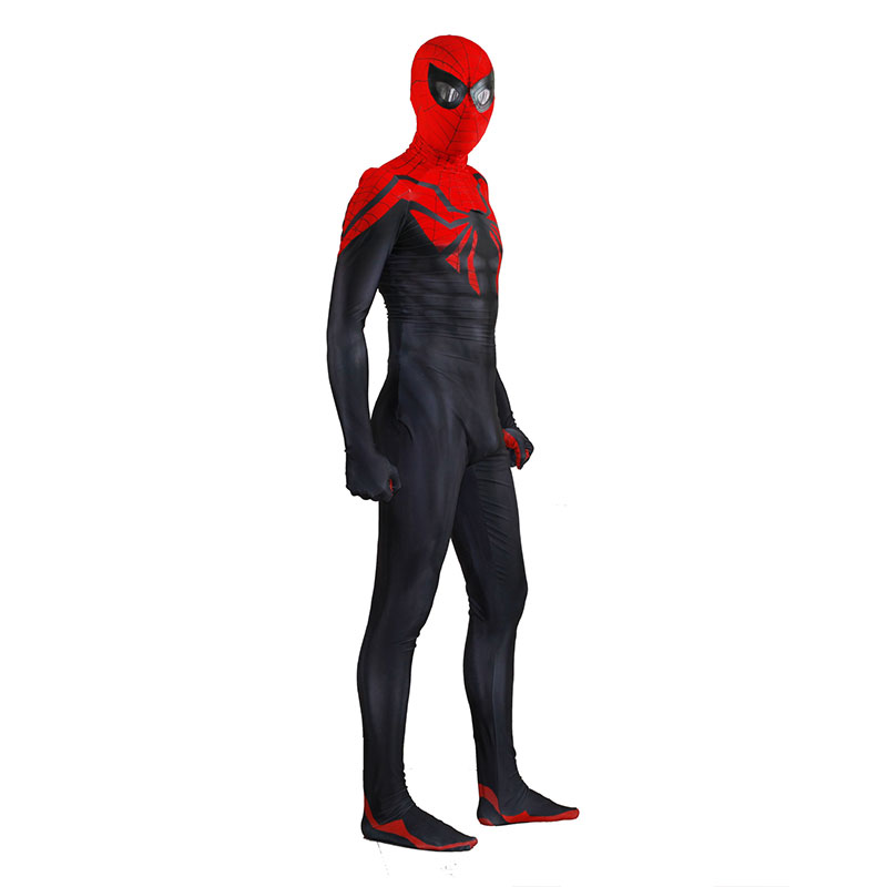 2019 new cosplay Free transportation Supporting Customization of Spider iXia cosplay 39 s All in One Clothes for Men Halloween tigh