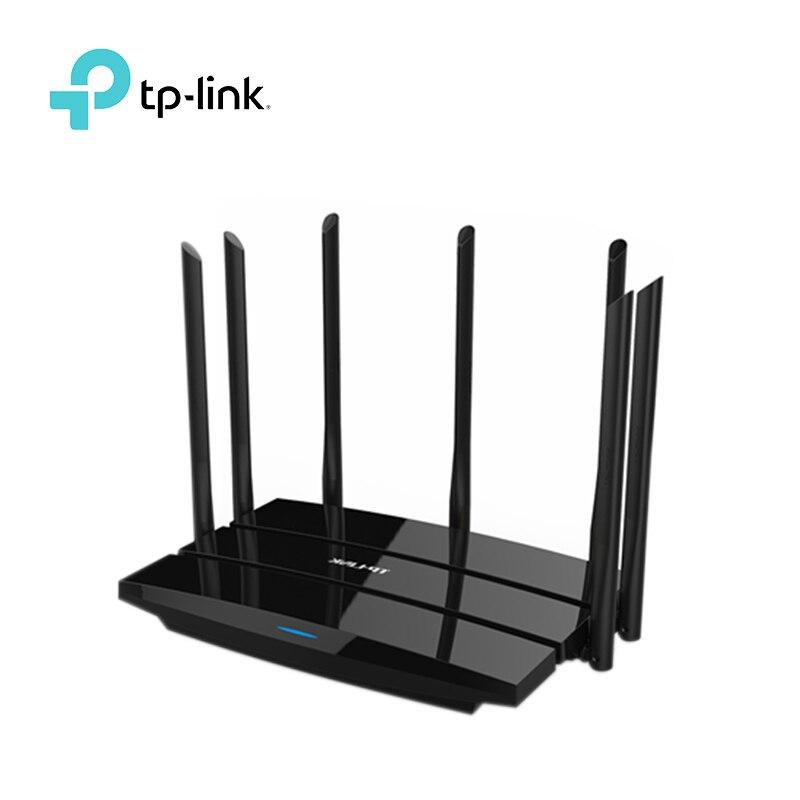 Routeur Wifi sans fil tp-link WDR8500 Roteador 2.4G/5GHz double bande Gigabit 2200Mbps tp-link TL-WDR8500 répéteur Wi-fi 7 antennes