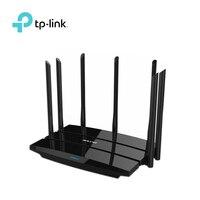 TP LINK WDR8500 Roteador Беспроводной Wi Fi маршрутизатор 2,4 г/5 ГГц двухдиапазонный гигабитный 2200 Мбит/с TP Link TL WDR8500 Wi Fi ретранслятор 7 антенны