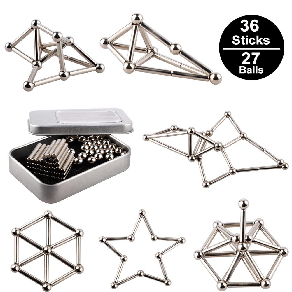 Innovative Buckyballs Magnetic Sticks 1