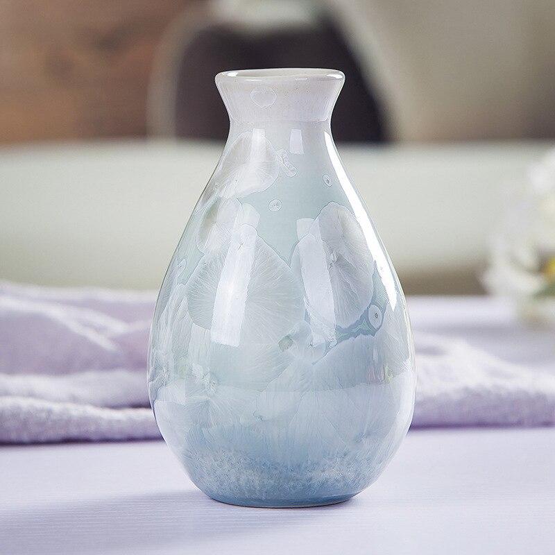 Аксессуары для дома Цзиндэчжэнь керамическая творческий ручной Хрустальная ваза
