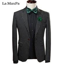 La MaxPa jacket pants vest New fashion brand custom made font b men b font font