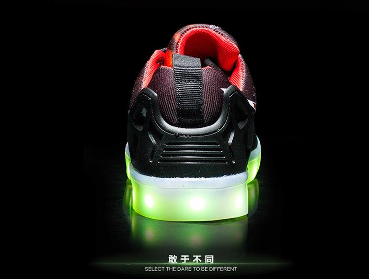 Led Sneakers Lightning 9
