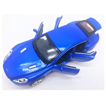 Aston Matin Diecast Metal Car Toy 1:32 Træk Tilbage Power Alloy Car med 6 døre kan åbne Auto Model Collection Car Oyuncak for Boy