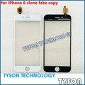 Для iPhone 6 Сенсорный Экран Стекла NB121-FPCV1-6306-01 сенсорный жк-дисплей Поддельные Реплика Копировать Клон Бесплатная Доставка