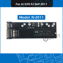 New 12 6 Pin 3 5 SSD HDD to SATA Hard Drive Replacement Adapter N 2011
