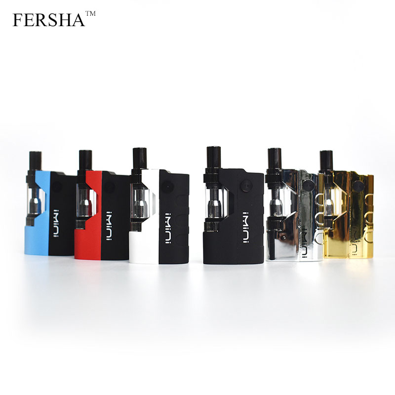FERSHA original iMiNi electronic cigarette set thumb imini kit CBD electronic cigaretteFERSHA original iMiNi electronic cigarette set thumb imini kit CBD electronic cigarette
