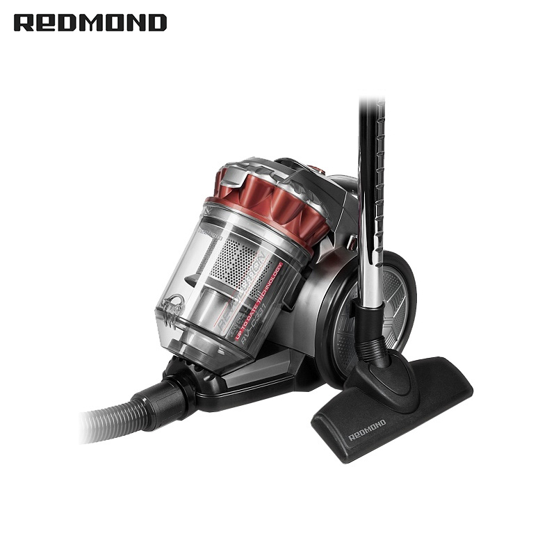 Vacuum Cleaners Redmond RV-C331 vacuum cleaner for home  dustcontainer cleaners for home spare parts for vacuum cleaners vacuum filter hepa for replacement philips fc8764 fc8766 fc8761 fc8760 fc8767