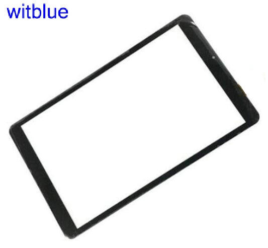 Witblue New For 10.1  Irbis TZ173 3G Irbis TZ 173 Tablet touch screen panel Digitizer Glass Sensor replacement Free Shipping new touch screen digitizer glass touch panel sensor replacement parts for 8 irbis tz881 tablet free shipping