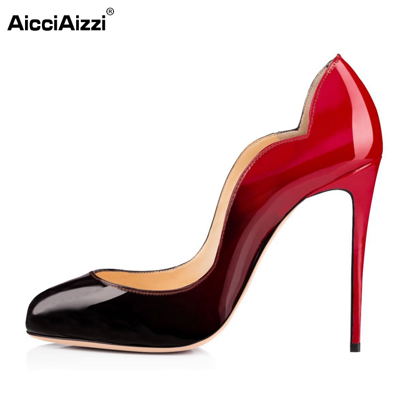 Women Leopard Thin High Heel Shoes Woman Round Toe Heels Pumps Ladies New Design Fashion Party Wedding Shoes Size 35-46 B302 new spring summer women pumps fashion pointed toe high heels shoes woman party wedding ladies shoes leopard pu leather