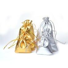 Женская Сумка из органзы с возможностью упаковки украшений под