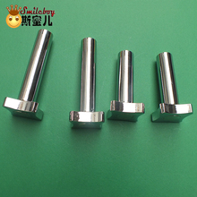 1pcs 65mm*M8 Ice Cream Machine Stainless Steel Screw Fitting for Commercial Icecream Machines Spare Parts Accessories For Space.