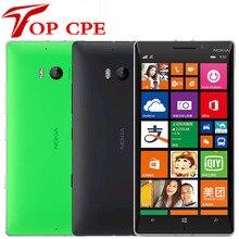 """Nokia Lumia 930 разблокированный 32 Гб четырехъядерный 2,2 ГГц 2 Гб ОЗУ 5,"""" Мп WIFI GPS Microsoft Windows отремонтированный мобильный телефон"""
