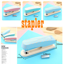 Office Stapler Desktop Stapler, 25 Sheet Capacity Suitable for offices, homes, schools.3 color -LF01-150