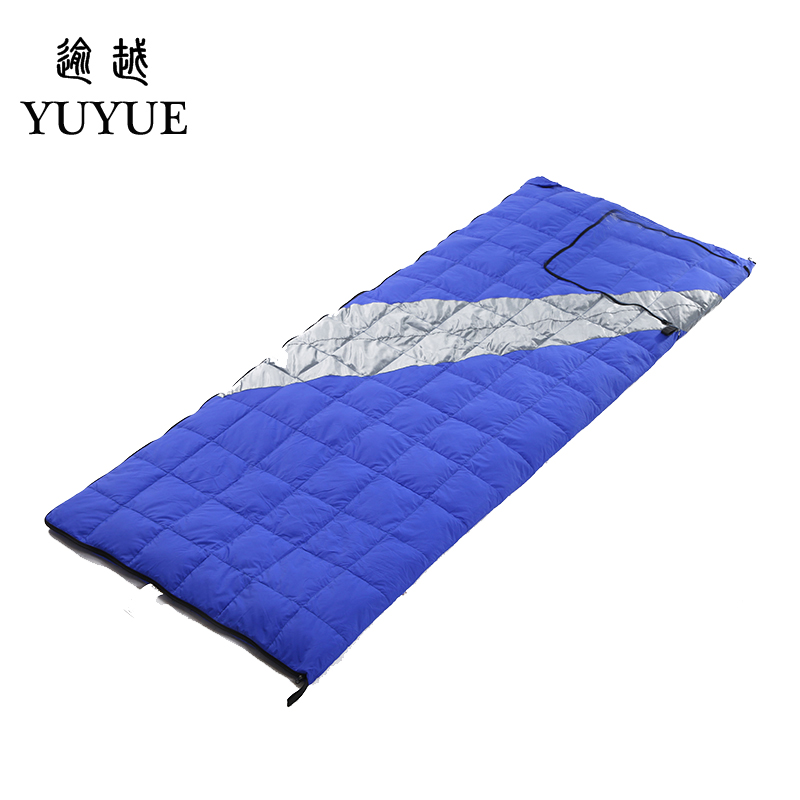 High Quality Light Down Sleeping Bag Ultralight For Camping Tent Soft Sleeping Bag Multi-function Pillow For Car Sofa Sleep Bag 1