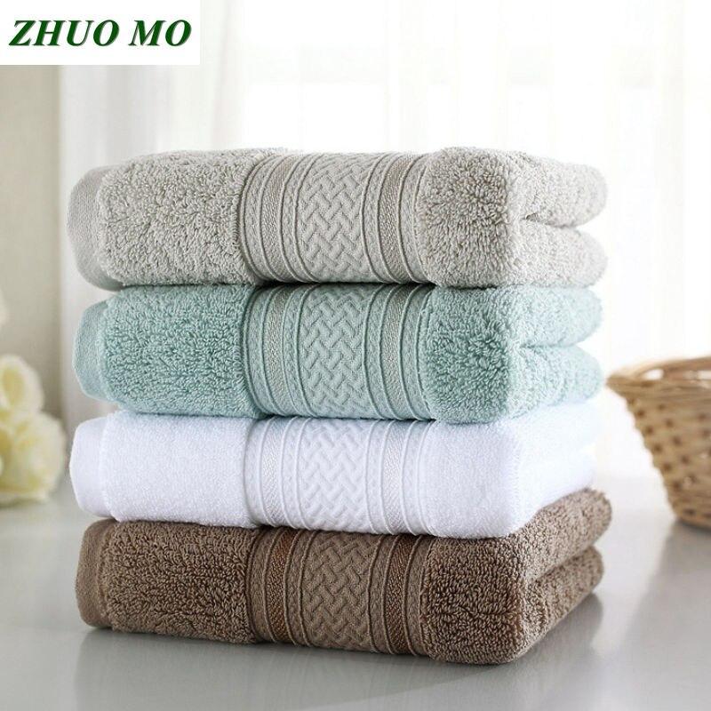 200g 40*75 cm de algodão Egípcio toalhas de rosto Toalhas De banho para o Hotel casa para adultos de alta qualidade Terry super absorvente toalhas