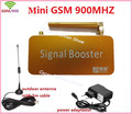 Conjunto completo de mini gsm 2g repetidor 65db 900 mhz orange mobile reforço de sinal de telefone 900 MHz repetidor de sinal de celular + antena