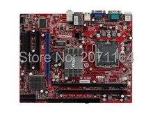 90% новых Бесплатная доставка для MSI G31TM-P21 LGA775 DDR2 8 Г материнская плата