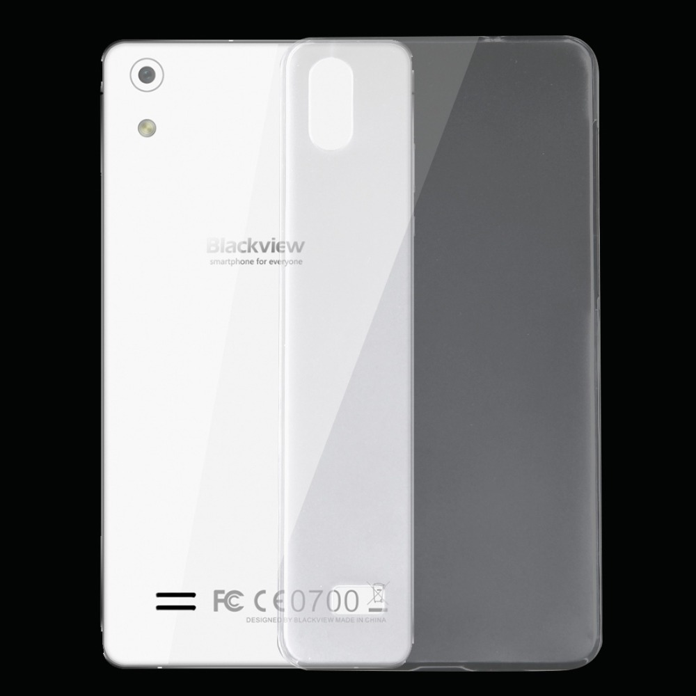 Blackview Omega Pro Case Transparent Plastic Protective Case PC Clear phone cases omega pro back cover protector ...