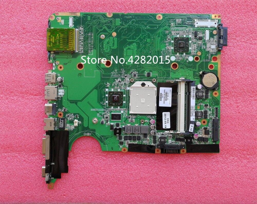 571186 001 DA0UT1MB6E0 REV E For HP laptop mainboard DV6 DV6 2000 216 0752001 DDR2 laptop