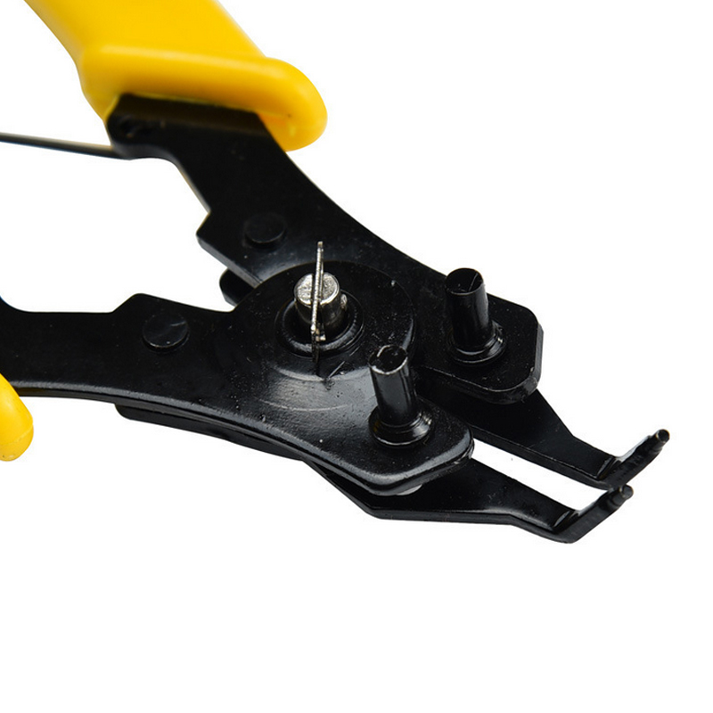 4 IN 1 Set Multifunctional Pliers Snap Ring Pliers Multi Crimper Cable Cutter Wire Stripping Hand Multitools Ring Crimping Plier in Pliers from Tools