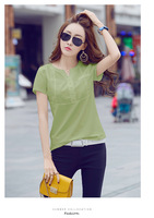 Couples Lovers T Shirt For Women Casual White Tops Tshirt Women T Shirt Love Heart V057