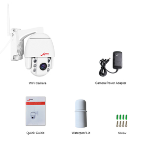 Image 5 - ANRAN IP 카메라 1080P HD PTZ 네트워크 카메라 홈 비디오 감시 카메라 2MP HD CCTV 카메라 IP 지원 Onvif