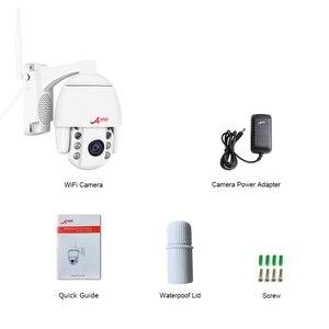 Image 5 - Câmera de vigilância anran, filmadora ip 1080p hd ptz