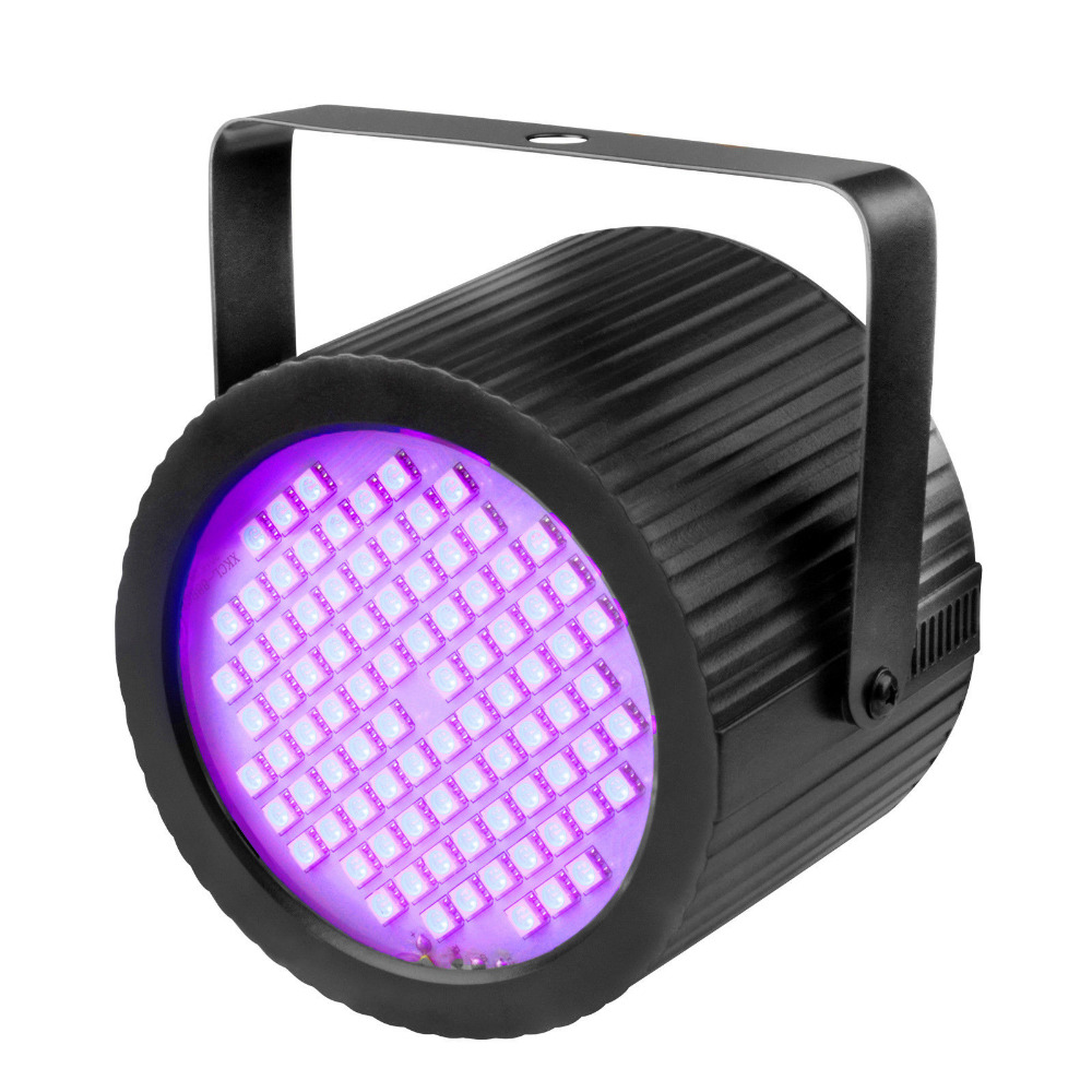 TSSS  Auto Sound Activated RGB Strobe Light with 88 LEDs Flash Rate Adjustable Disco DJ Stage Lighting for KTV Party Wedding бра leds c4 umbrella 05 1387 88 55