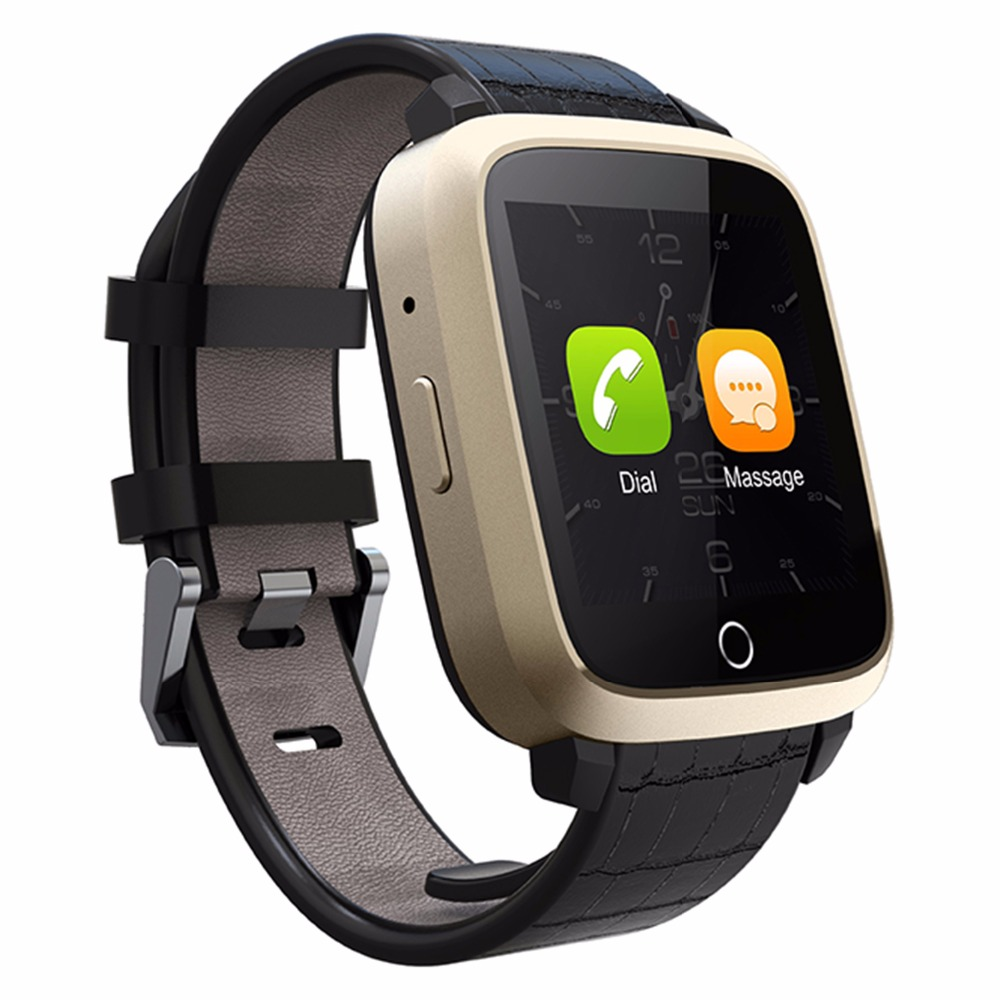 Leegoal 2g 3g network Smartwatch With Sim Card Bluetooth heart rate detect connectivity Android smartPhone Remote Control music gv08 2015 android 1 3mp sim tf bluetooth
