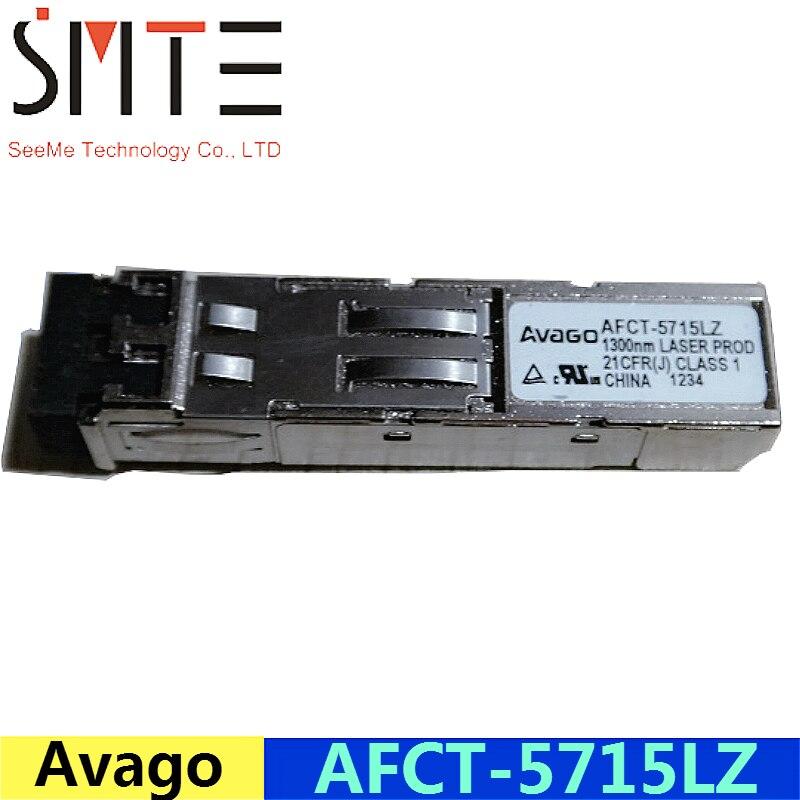 Avago AFCT-5715LZ 1000BASE-LX SFP 1310nm 10km EXT DDM  Transceiver module SFPAvago AFCT-5715LZ 1000BASE-LX SFP 1310nm 10km EXT DDM  Transceiver module SFP