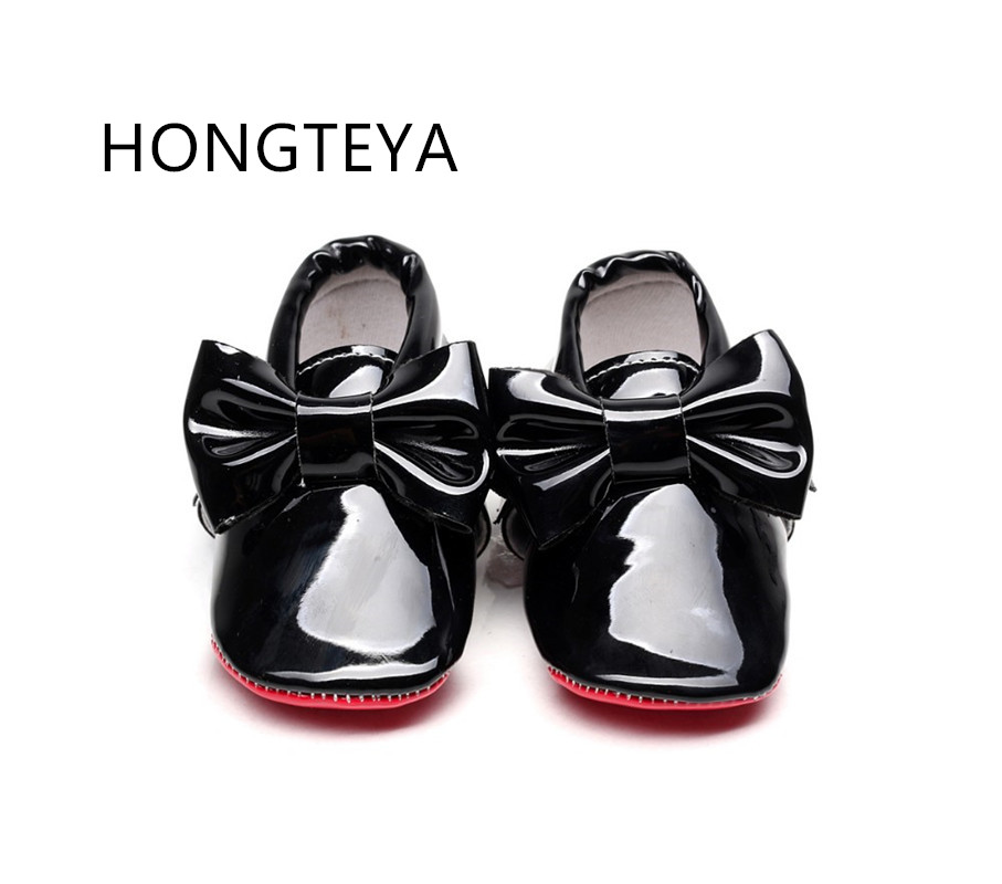 Infant Leather Slip On Shoes
