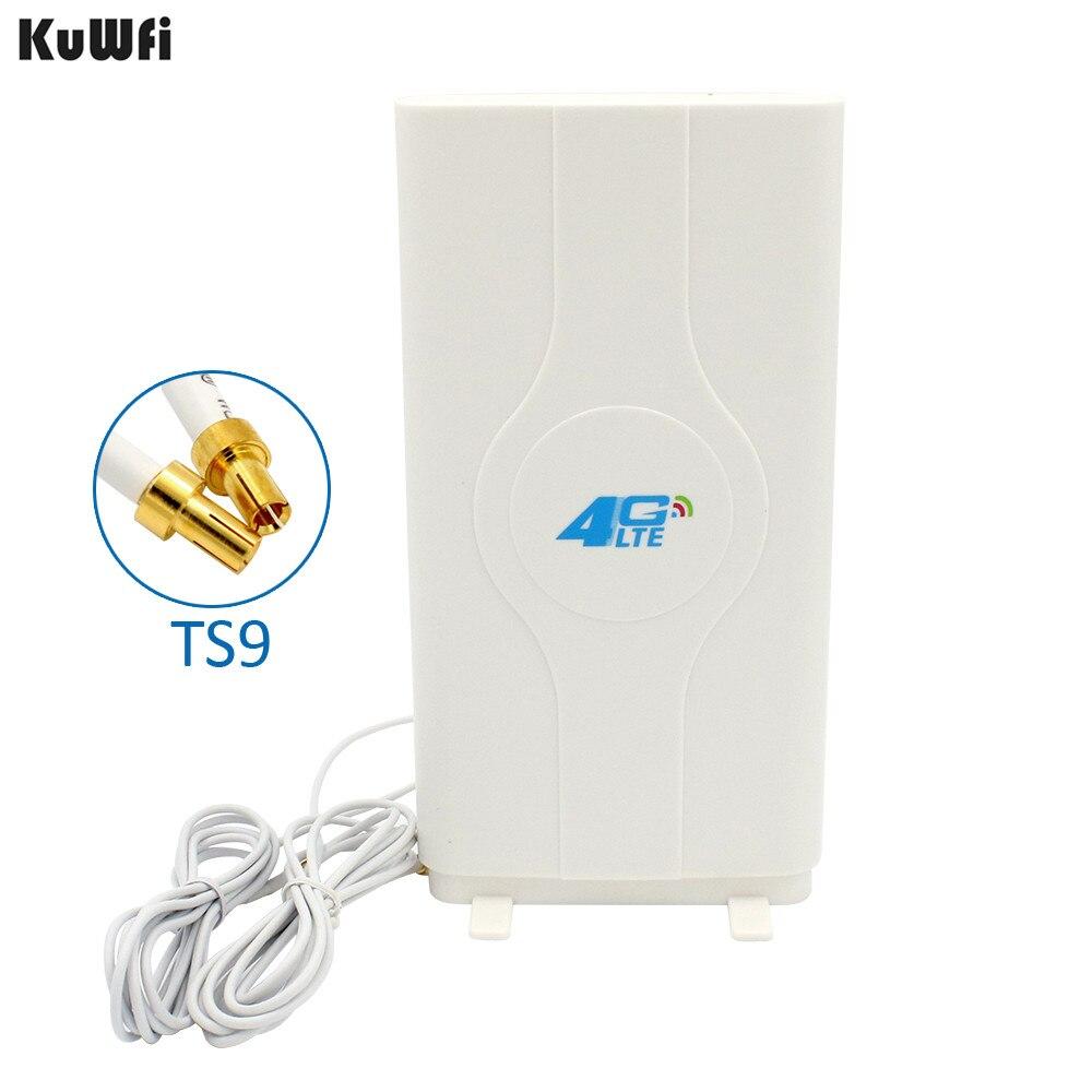 700 2600 МГц 3g 4 аппарат не привязан к оператору сотовой связи внешняя панель Антенна TS9 разъем и 2 м кабель для 3g 4G huawei модем маршрутизатор