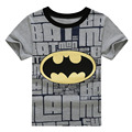 Kids T-shirts Boys Clothes 2017 Cartoon Boys T-shirt Baby Cotton Summer Boy Short Sleeve Regular Top Children Clothing New ss050