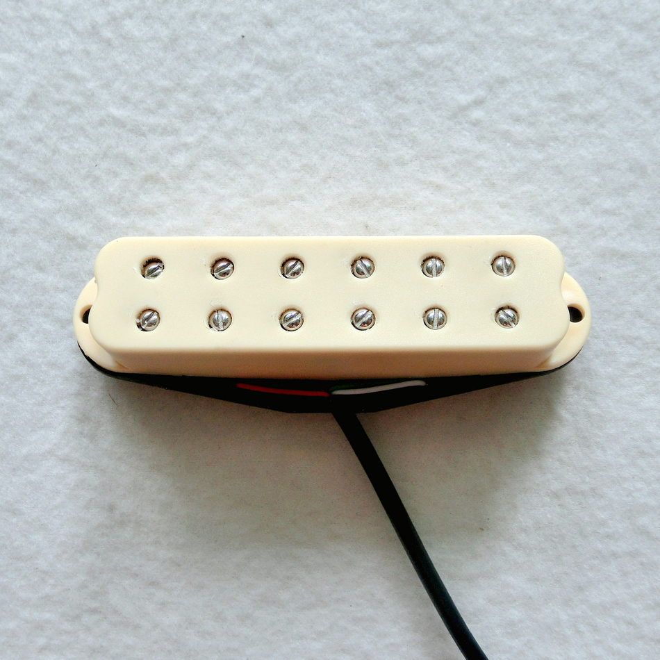 Guitar Pickup Very Low Output : buy 12 pole screws low noise high output alnico 5 double coil single guitar ~ Vivirlamusica.com Haus und Dekorationen