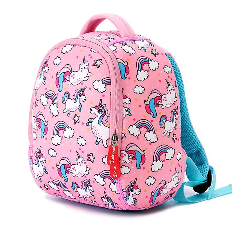Cute Animals School Bags For Girls Boys Kid Backpacks Kindergarten  Schoolbags Fashion Unicorn Kids Small Bag Mochila Infantil 94d443d6ea