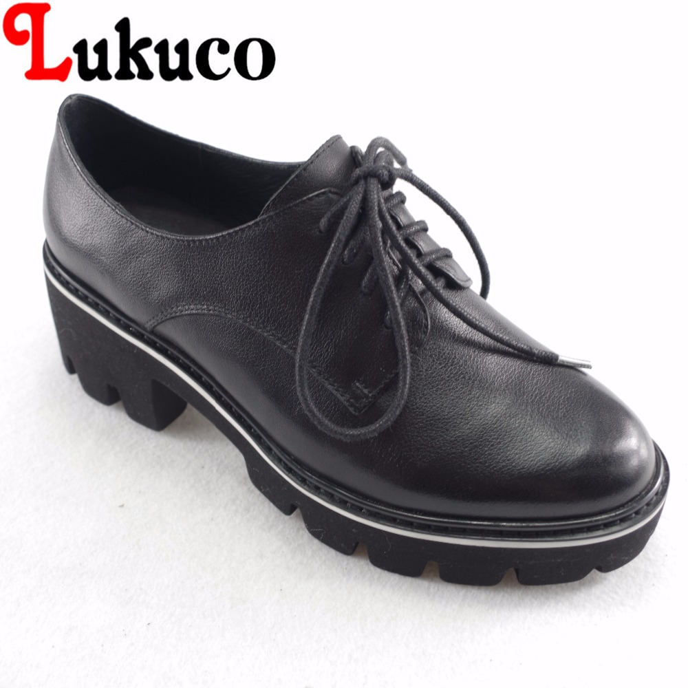 Lukuco concise style pure color women pumps microfiber made med hoof heel shoes platform with pigskin inside lukuco pure color women mid calf boots microfiber made buckle design low hoof heel zip shoes with short plush inside