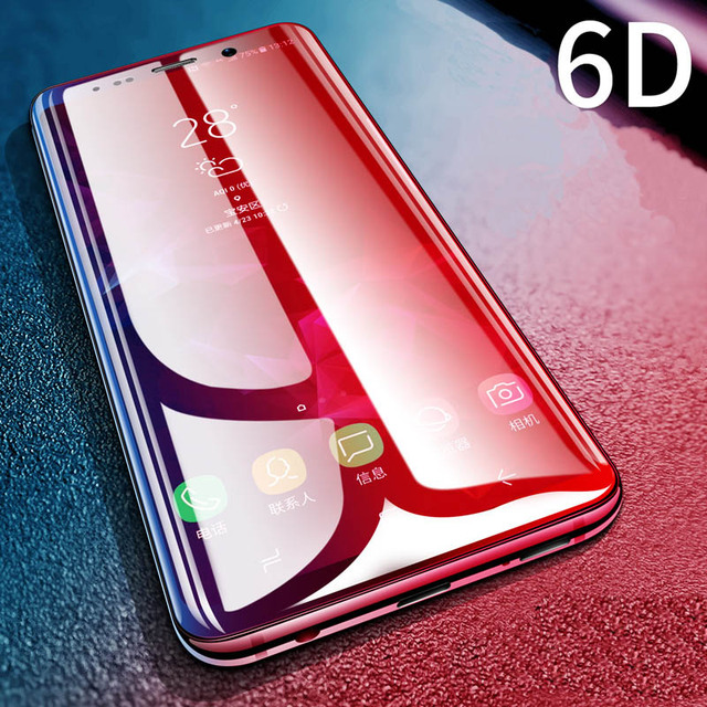 6d Full Cover For Xiaomi Redmi Note 5 Pro Screen Protector