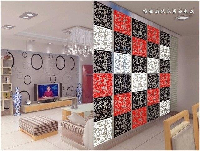 Divisor de quarto sala de biombo parti o tela de parede divis rias divis rias biombo tela pvc - Biombos casa home ...