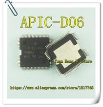 Бесплатная доставка 5 шт./лот APIC-D06 APIC D06 HQFP64 автомобильного компьютера доска injection управления вождения модуль микросхема