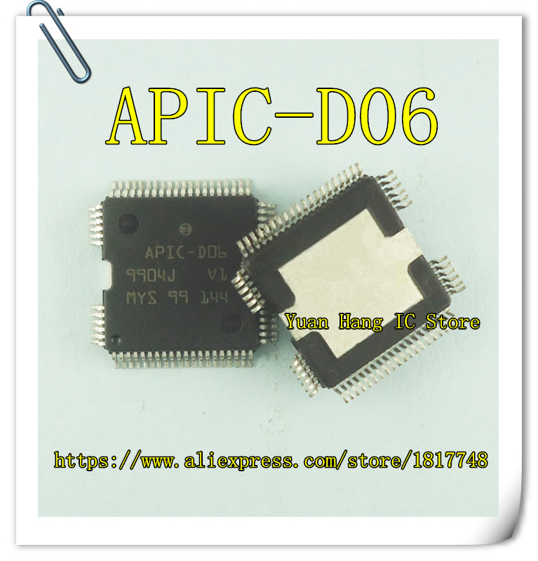 5PCS NEW ST APIC-S09 APIC S09 SSOP36 Integrated Circuits IC