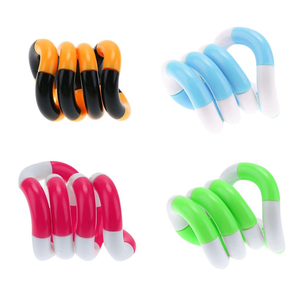 Classic Fidget Fiddle Toys Autism Kids Adult Anti Stress Plastic EDC Sensory Hand Finger Fidget Toy