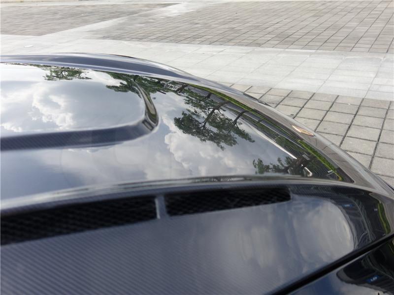 2011-2014 Porsche Cayenne 958 Hamann Style Wide Aero Body Kit CF (108)