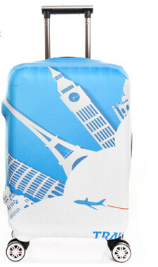 Travel Elastic Luggage Suitcase Protective Cover Stretch made for 20 24 28 inch Apply to 18-32 inch Cases  Travel Accessories Luggage Covers