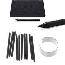 10 Pcs Graphic Drawing Pad Customary Pen Nibs Stylus for Wacom Drawing Pen