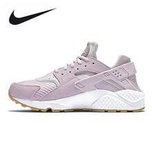 ee118d8d3b4 Original New Arrival Official NIKE AIR HUARACHE Women s Running Shoes  Sneakers for women light pink 634835