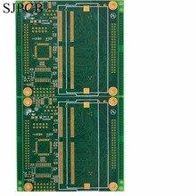 SJPCB высокое качество многослойная доска 6 слоев прототип профессионального производителя проверка
